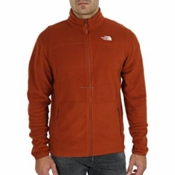 The North Face M Glacier Full Zip Kiremt Erkek Polar