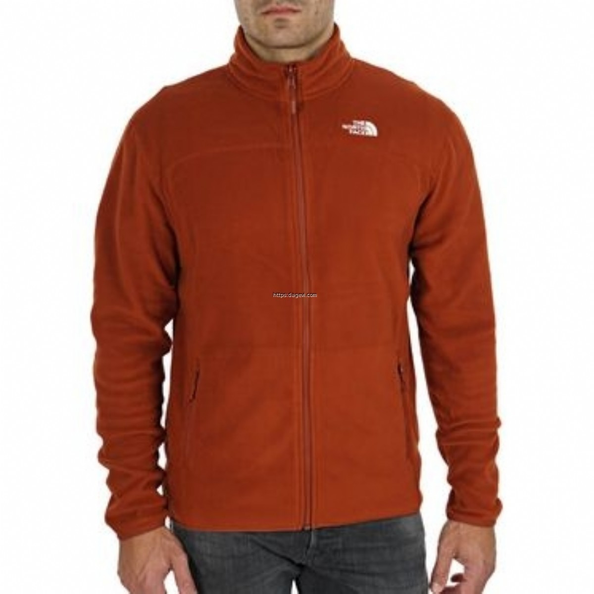Polar | The North Face M Glacier Full Zip Kiremt Erkek Polar | NF0A2UAQUBC | The North Face M Glacier Full Zip Kiremt Erkek Polar |